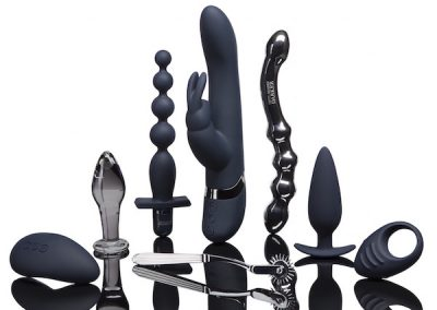 Fifty Shades og Grey darker collection