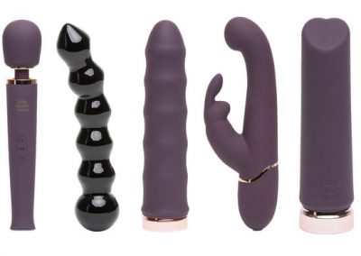 Fifty shades freed Love sex toys