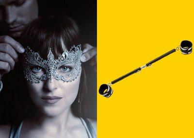 Fifty shades Mask and bondage