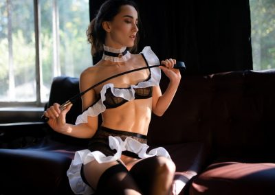 Maid-Lace Baed Stories