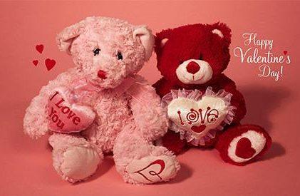 San Valentino Teddy